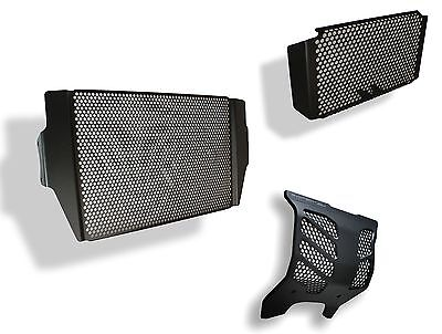 DUCATI Multistrada 1200 Radiator/Oil/Engine Guard 2010-2014 Evotech Performance