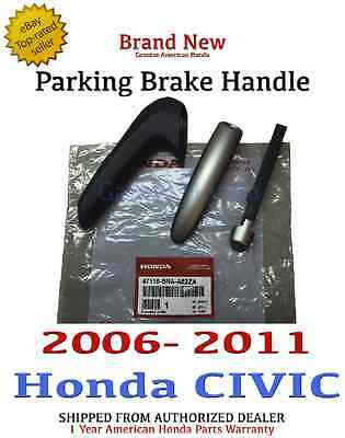 Genuine OEM Honda Civic Parking Brake Handle 2006 - 2011 (47115-SNA-A82ZA)