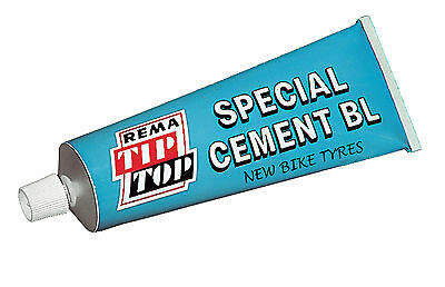 REMA TIP TOP SPECIAL REPAIR CEMENT 30G TYRE INNER TUBE PUNCTURE PATCHES GLUE CAR