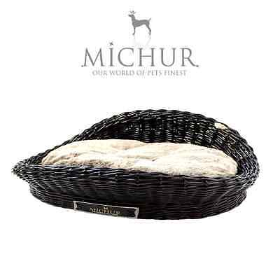 Michur Flyingheart, Panier , Lit, Chat, Chien, Marron, Pâturage
