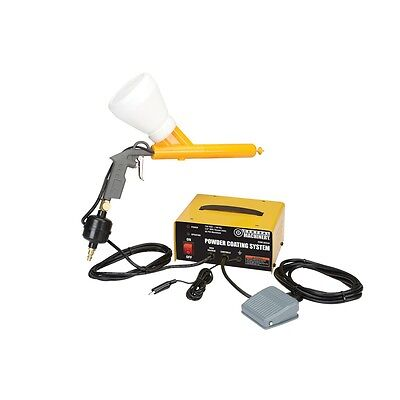 10-30 PSI Powder Coating System 120 Volts Auto Home Shop & 1 Free Paint Color!