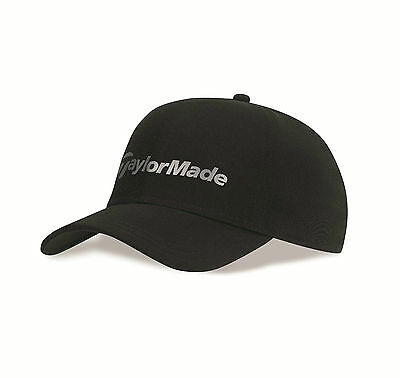 Brand New - TaylorMade Golf TM Storm Water Resistant Cap/Hat - Stretch-Fit