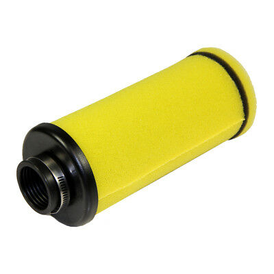 Air Filter - 35mm, Racing Air filter Stage6 Long Type - Yellow
