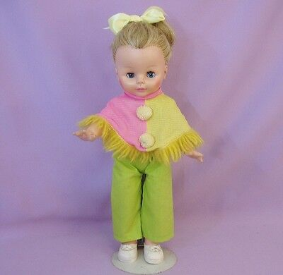 """15"""" CHILD DOLL by HORSMAN 1970s"""
