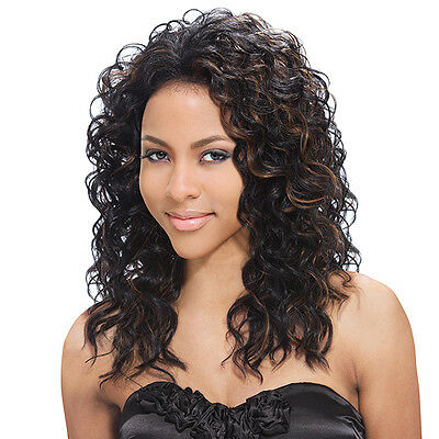 Shake-N-Go Freetress Equal Synthetic Baby Hairline Lace Front Wig  - Abby