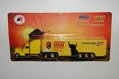Werbetruck - Michael Schumacher Collection - F1 Saison 2004 - Nr. 5 Spanien - 9