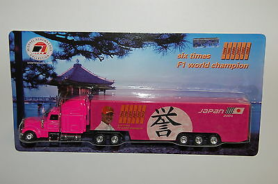 Werbetruck - Michael Schumacher Collection - F1 Saison 2004 - Nr. 17 Japan - 9