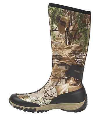 """Rocky 16"""" Silent Hunter Water Proof Premium Hunting Boots RT Xtra Men's 13"""