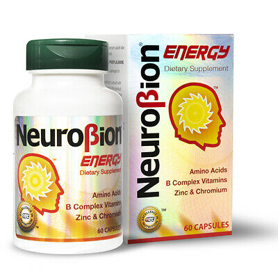 1 Bottle Of Neurobion Energy 60 Capsules Otc