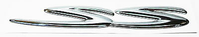 Genuine Holden New SS Badge on Boot suits VX SS Commodore