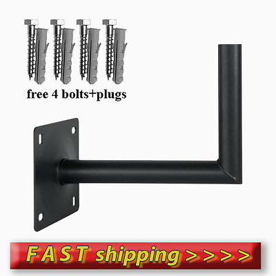 300 mm 30 cm  Steel Heavy Duty Wall Mount Bracket for satellite dish