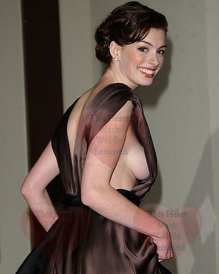Anne Hathaway Celebrity Actress Movie Star 8X10 GLOSSY PHOTO PICTURE IMAGE ah64