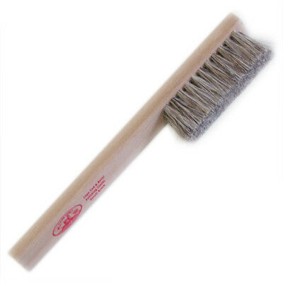 Cape Cod Polish Co. Genuine Horse Hair Detail Brush