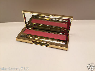 Estee Lauder Pure Color Gloss #21 Pink Innocence Shimmer .05oz/1.5g  Compact