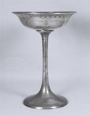 Reed and Barton Sterling Silver Tazza or Compote  ~ Old Mark