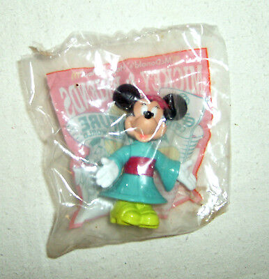 McDonald's Happy Meal Mickey & Friends MINNIE IN JAPAN New in package 1993
