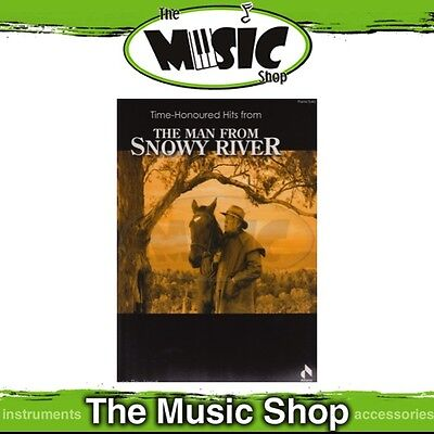 New The Man from Snowy River: Time Honoured Hits Music Book for Piano Solo