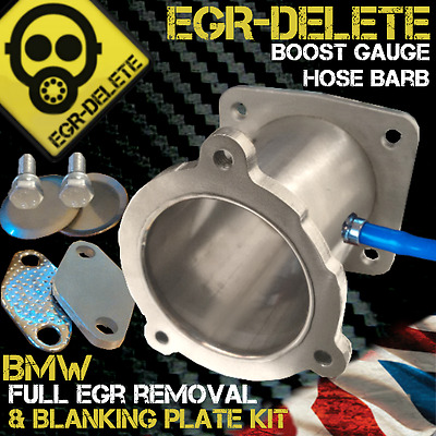BMW 3 SERIES E90 E91 E92 E93 320d 325d 330d xd EGR REMOVAL KIT BLANKING PLATE