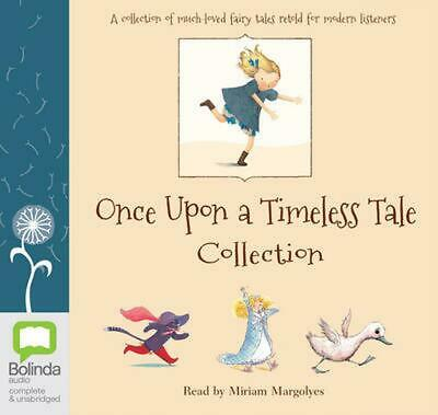 Once Upon a Timeless Tale Collection by Various Authors Compact Disc Book Free S