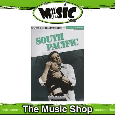 New South Pacific the Musical Piano & Vocal Selections Music Book - Revised Ed.