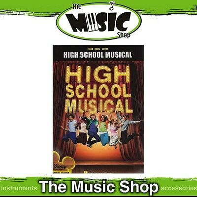 New Disney's High School Musical Vocal & Piano Selections Music Book
