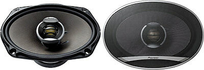"Pioneer TS-D6902R 6x9"" 2-Way Speakers 6"" x 9"" 720 Watts"