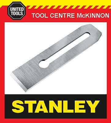 "STANLEY 2-3/8"" / 60mm REPLACEMENT #4-1/2, #6 & #7 HAND PLANE CUTTER / IRON"