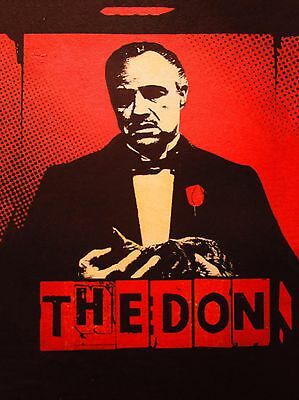 The Don Godfather  Art Print  Film Movie Wall Decor A3 Size