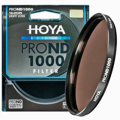 Hoya 49 mm / 49mm NDx1000 / ND1000 PROND Filter - NEW