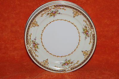 Vintage Meito China, Made in Japan, Osama Shape, MEI16 Pattern. Bread plates (3)