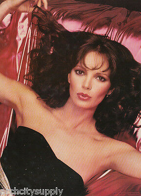 Poster:tv Actress : Jaclyn Smith - Charlie's Angels  Free Ship  #14-692  Rap8 C
