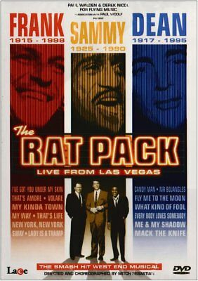 The Rat Pack - Live From Las Vegas (DVD)