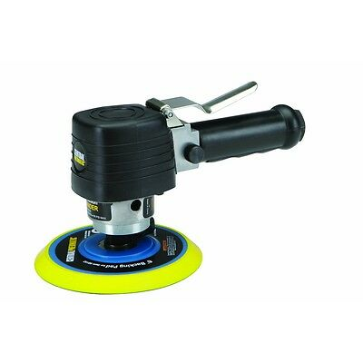 """Brand New 6"""" Dual Action Air Powered Auto Body Sander"""