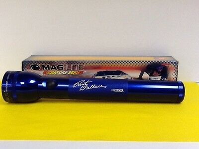 Mag-Lite 3 Cell D Flashlight Nascar Signature Series Rusty Wallace #2 New