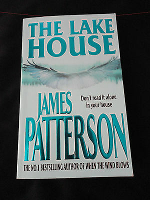 THE LAKE HOUSE by James Patterson (paperback)
