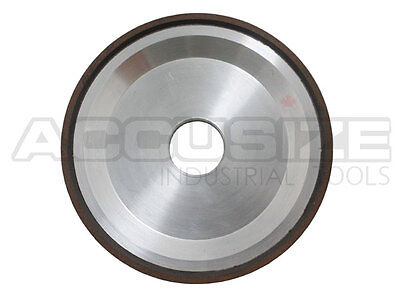 6'' Diamond Dish Wheels Type D12V9, #EC81-0866