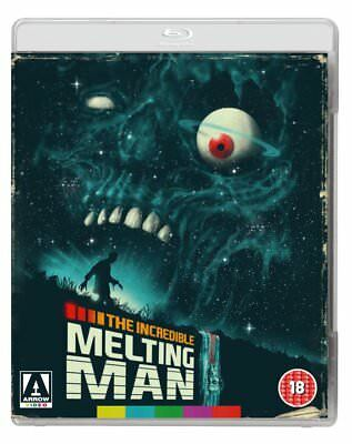 The Incredible Melting Man (Blu-Ray + DVD)