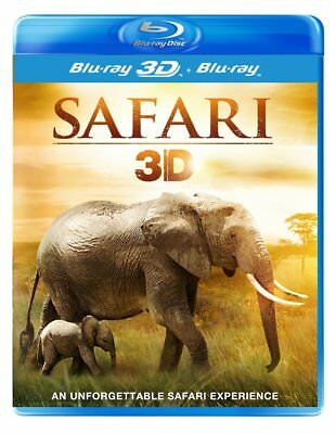 Safari [Region A & B & C] (Blu-ray) Hunter Ellis