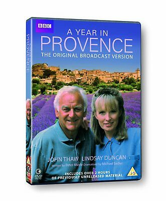 A Year In Provence: The Original Broadcast Version [1993] (DVD)
