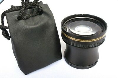 Telephoto Lens Xtreme Hi Def 4.7x for Canon Powershot G1 X
