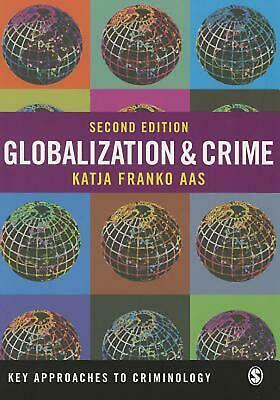 Globalization and Crime by Katja Franko (English) Paperback Book Free Shipping!
