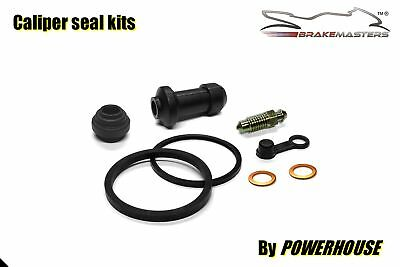 Suzuki DR 600 R-S 85-89 front brake caliper seal kit 1985 1986 1987 1988 1989