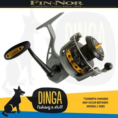 Fin-Nor Lethal LT40 Heavy Duty Fishing Reel Superb Value!