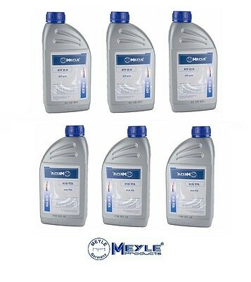 6-Liters For Mercedes Automatic Transmission Fluid MB Spec 236.10