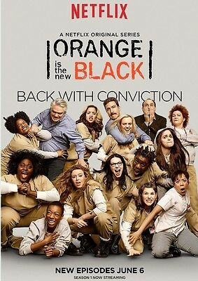 ORANGE IS THE NEW BLACK: Complete Season 2 Pre Order Fast Shipping on 3/10/2015