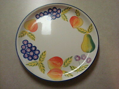 Heritage LTD., Vintage Artist Touch, Orchard Jublilee Serving Plate