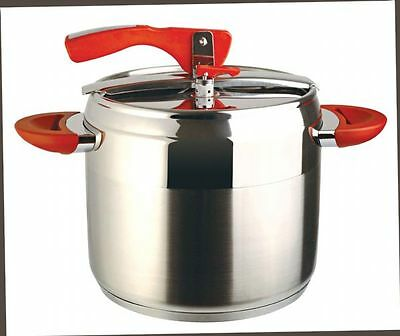 Brand New Stainless Steel Pressure Cooker 9 L - Tuna Elegant