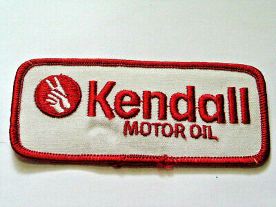 Kendall Motor Oil Patch (#2074)