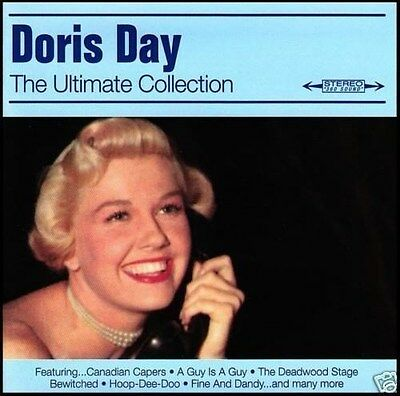 DORIS DAY The Ultimate Collection 2CD NEW