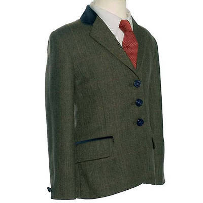Tagg Ross Ladies Maids Childs Horse Riding Show Jacket, Fife Angus & Ross lines.
